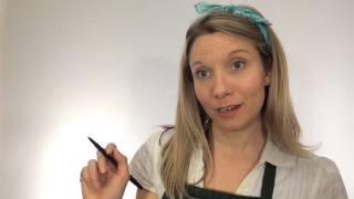#CharacterTwerk - Day 4 - Poppy the Waffle House Waitress