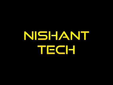 How To Make Double Role Video //Nishant Tech