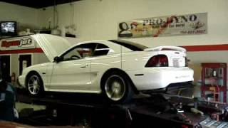 98 Mustang GT getting Dyno Tuned