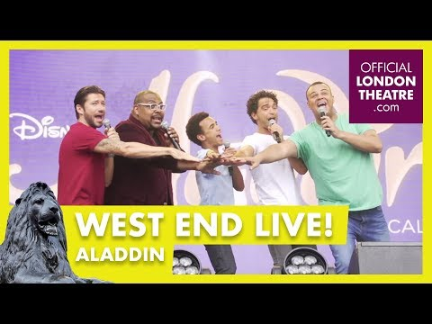 West End LIVE 2017: Disney's Aladdin
