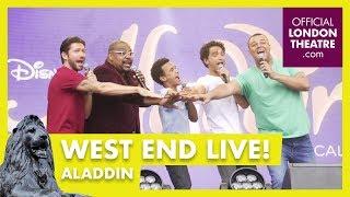 West End LIVE 2017: Disney's Aladdin