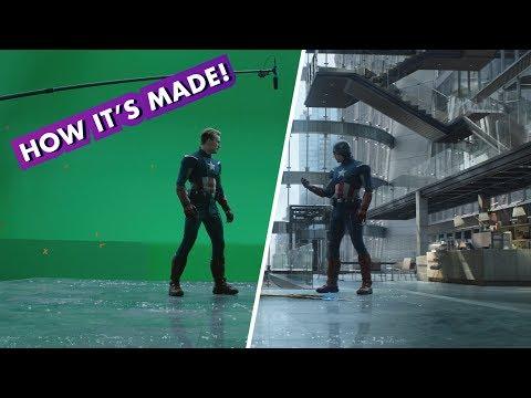 Así se grabó la pelea de Capitán América contra él mismo en 'Avengers:...