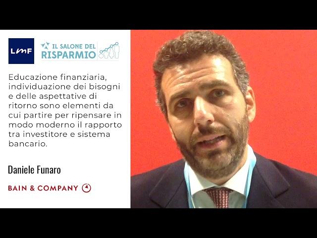 SdR21 - Daniele Funaro (Bain & Company)