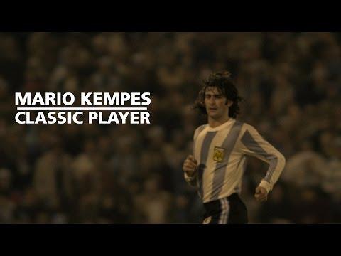 #TBT - Mario KEMPES - FIFA Classic Player