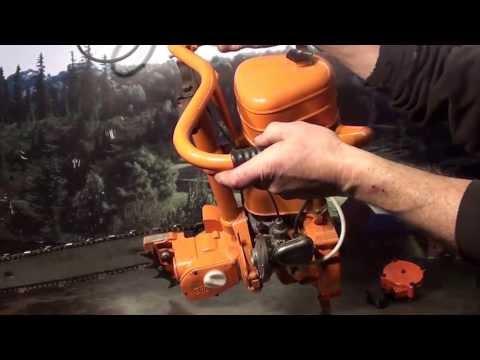 The chainsaw guy shop talk Russian Druzhba chainsaw