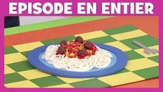 Art Attack - Technique de l'art culinaire - Disney Junior - VF