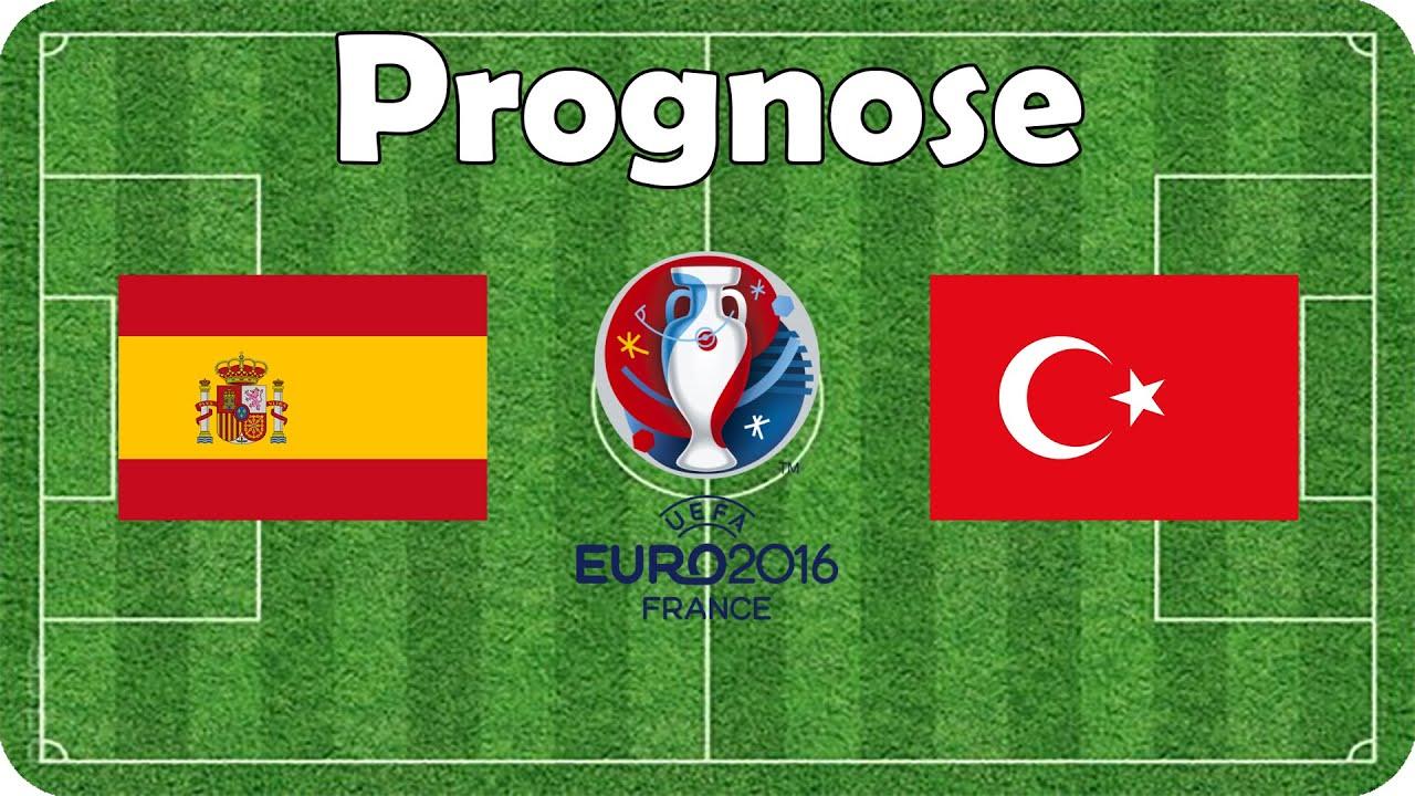 Spanien Türkei Prognose