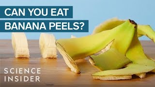 Health Benefits Of Eating Banana Peels