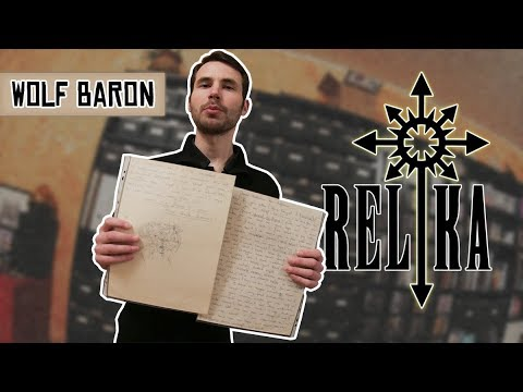 2GUYS1TV | ReliKa | Wolf Baron (objets rares et uniques, promos, lettres, bootlegs...)
