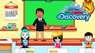 My Town : Discovery - Explore inside the School