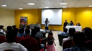 Untold Story of Deepashree Chatterjee in  Seminar of Samradhya Bhumi Entertainment