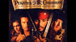 Pirates Of The Caribbean (Complete Score) - You Know Nothing Of Hell - Liz Meets Barbossa