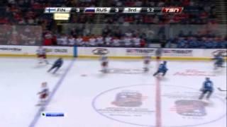 Россия - Финляндия, 1/4 финала U20-2011, часть 4/4