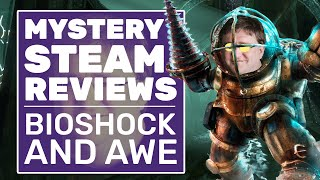 BioShock And Awe | Mystery Steam Reviews (Water-based / Underwater Video Games)