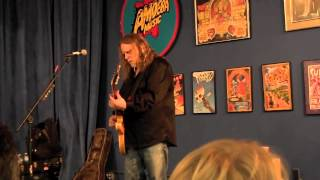 Warren Haynes, It Hurts Me Too, Amoeba Records, 4-23-12 Haight Street SF