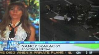 Addiction Expert Nancy Szakacsy Featured on Fox and Friends-Taconic Tragedy