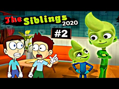 Scary Teacher Ke Son - The Siblings Android Game (part 2) Shiva And Kanzo Gameplay