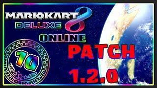 MARIO KART 8 DELUXE ONLINE Part 10: Patch 1.2.0
