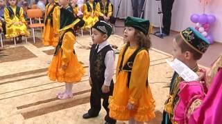 Минниханов и Метшин открыли новый детский сад в Казани с обучением на татарском языке