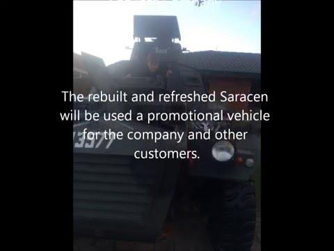 Saracen Mk 6 Project