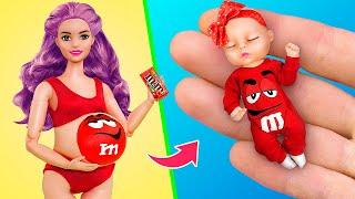 14 DIY Pregnant Doll Hacks and Crafts