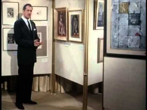 The Vincent Price Collection of Fine Art.