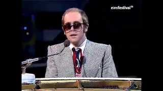 Elton John - Sorry Seems To Be The Hardest Word (Live on Top of the Pops 1976) HD