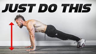 Cant Do PUSH UPS? Just Do THIS!