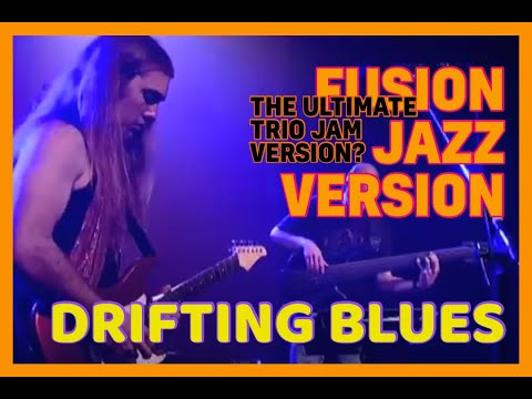 Driftin Blues - Ulrich Ellison Trio