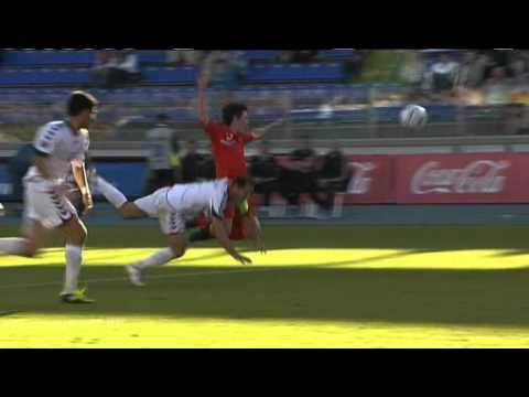 Russia - Armenia. Pavlyuchenko (3-1, Penalty)