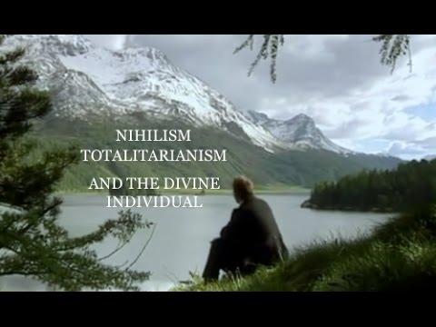 Jordan Peterson - Nihilism, Totalitarianism, and The Divine Individual
