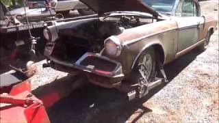 1956-studebaker-golden-hawk-first-start-will-it-run