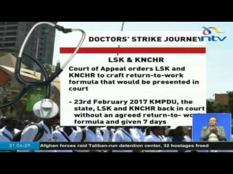 100 days of agony; details of record breaking doctors' strike