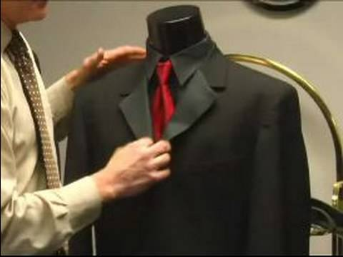 Tuxedo Rental Tips and Advice  Checking Fit of Tuxedo Rental