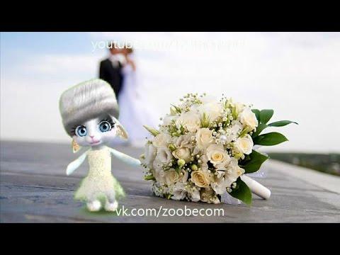 Поздравление с годовщиной свадьбы от зайки