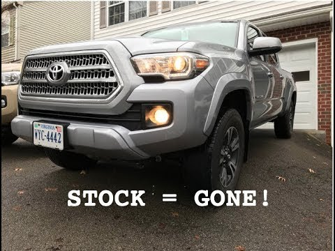 Toyota Tacoma Parts >> 3 Stock Tacoma Parts You Must Remove Before Going Off Road