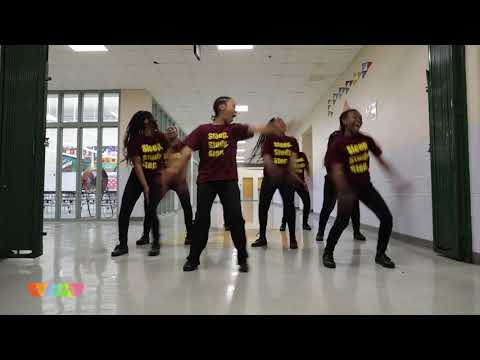 Kelly Miller Middle School Step Team