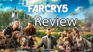 Far Cry 5 Xbox One X Gameplay Review