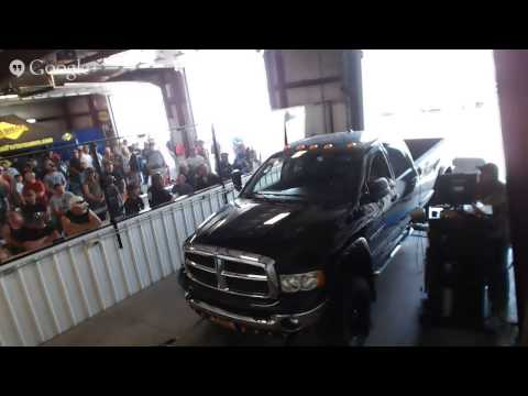 US Diesel Parts - Dyno Day 2014