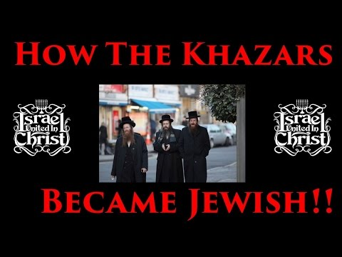 "The Israelites: How The Khazars Became ""Jewish!!!"