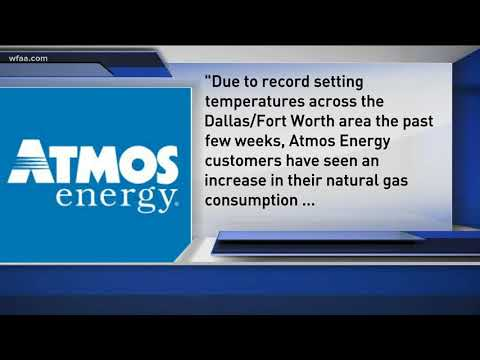 Atmos blames the weather for high gas bills