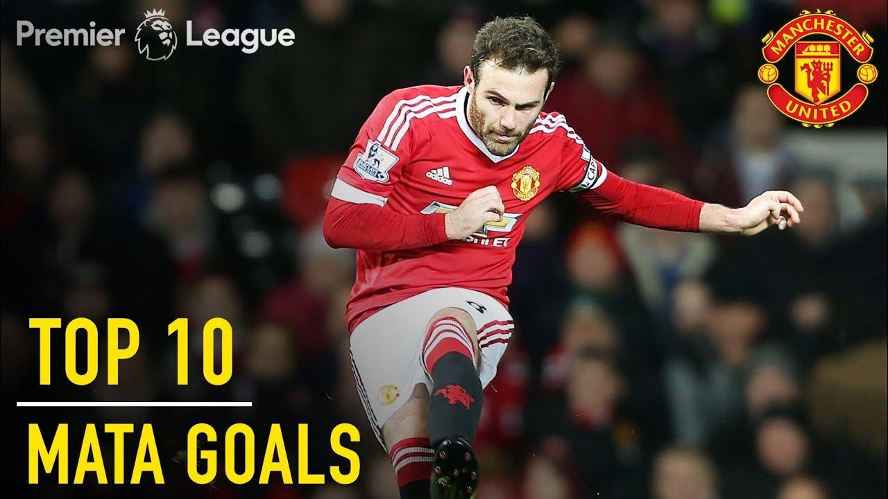 Download Top 10 Juan Mata Premier League Goals   Manchester United