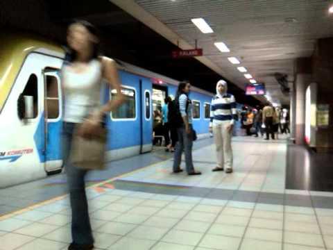 KTM Komuter Hybrid Train Class 24 KL Sentral Klang
