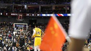 【张洵:北京更想要的是NBA直接道歉,但美国人无法接受】5/14 #时事大家谈 #精彩点评