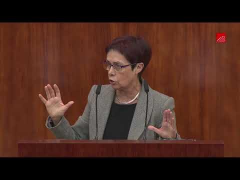 Carmen San José sobre los hospitales públicos de la Comunidad de Madrid