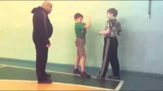 Бокс. Первые шаги