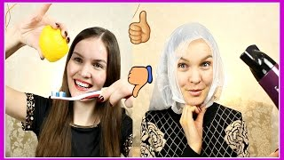 видео Осветление волос лимоном