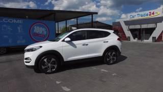 HYUNDAI Tucson 2 0 CRDI EXECUTIVE 4WD Automatic
