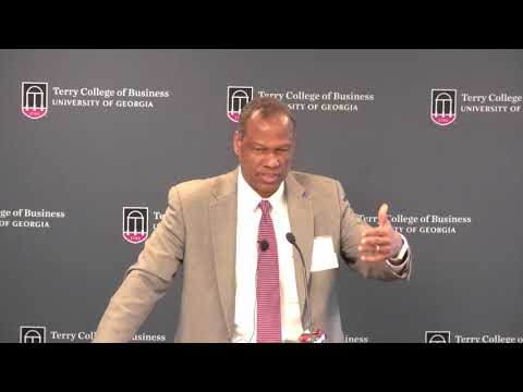 Egbert L.J. Perry, Chairman & CEO, The Integral Group LLC