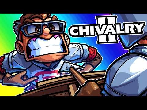 Chivalry 2 Funny Moments – We're Getting a Corpse Launch No Matter What!